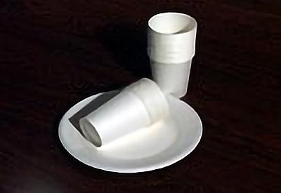 防水加工された紙